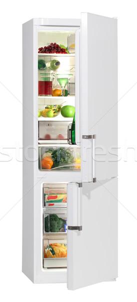 Stock fotó étel divat otthon gyümölcs Stock fotó © ppart