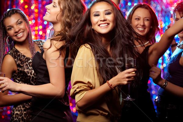 Dance, dance! Stock photo © pressmaster