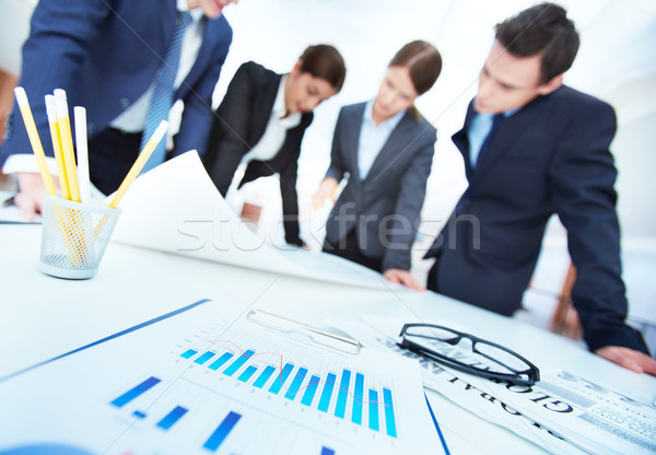 Business objects Stock photo © pressmaster