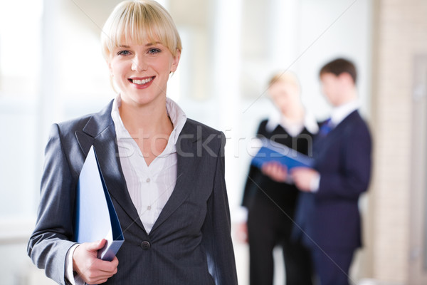 Pretty professional Stock photo © pressmaster