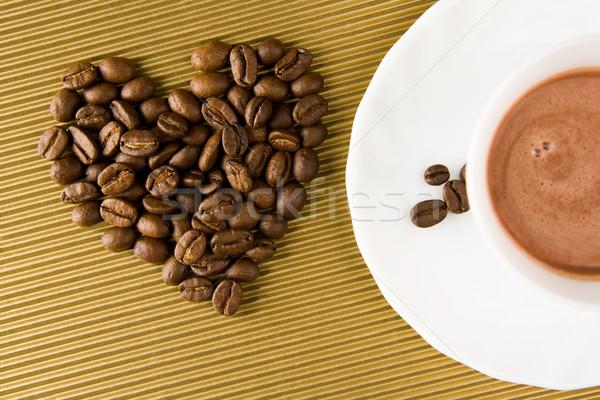 Love for coffee Stock photo © pressmaster