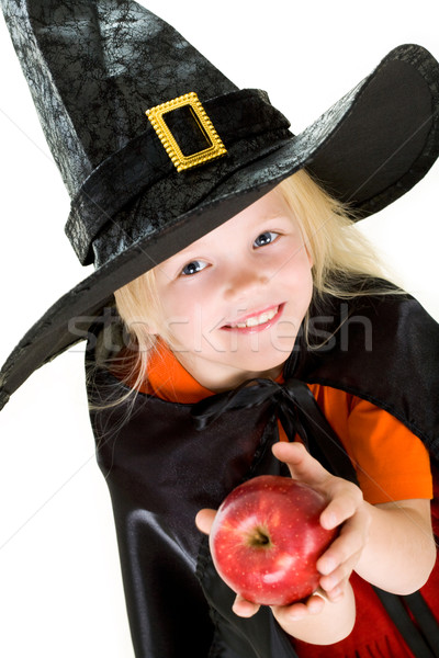 Stock photo: Halloween mood