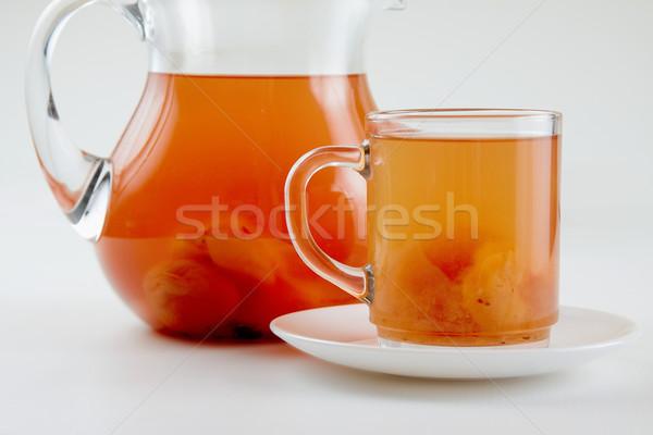 Stewed fruit Stock photo © pressmaster