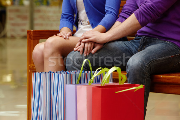 Romantic period Stock photo © pressmaster