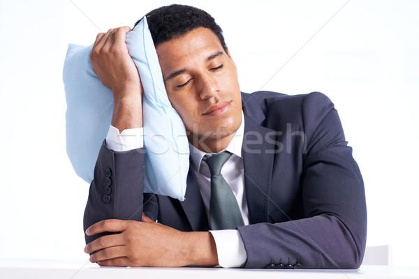 Rest after work Stock photo © pressmaster