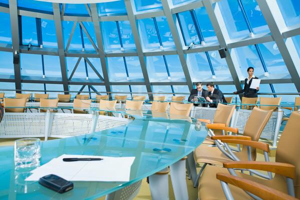Conference room Stock photo © pressmaster