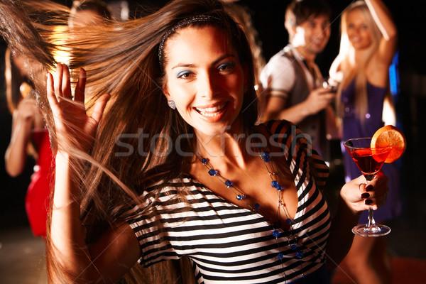 Stock photo: At celebration