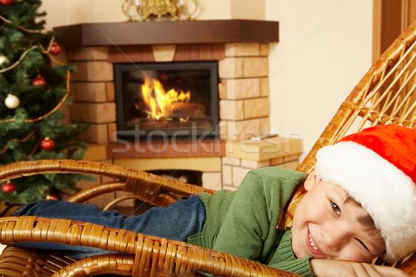 Zabawy Fotografia cute chłopca Zdjęcia stock © pressmaster