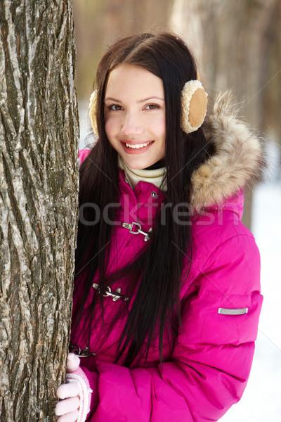 Nature lover Stock photo © pressmaster
