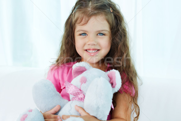 Cute junior Stock photo © pressmaster