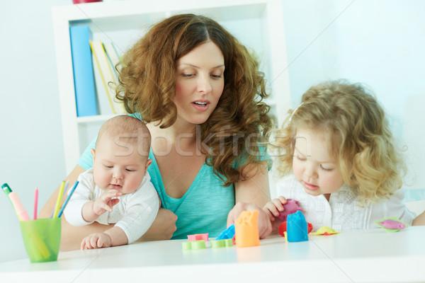 Nurture Stock photo © pressmaster