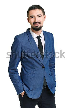 Stylish guy Stock photo © pressmaster