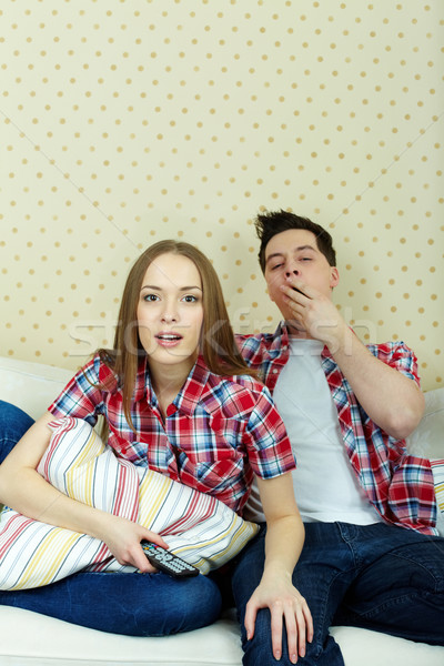 Boring or not? Stock photo © pressmaster