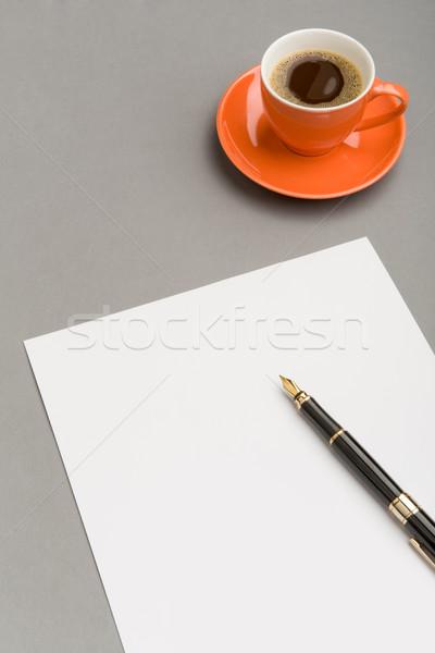 Before planning work Stock photo © pressmaster