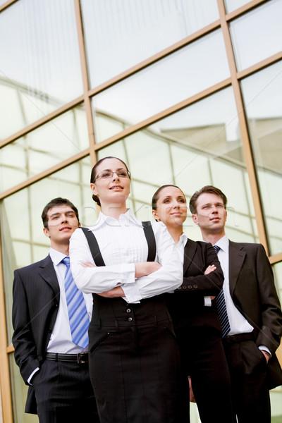 Purposeful associates Stock photo © pressmaster
