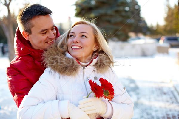 Expression of love Stock photo © pressmaster