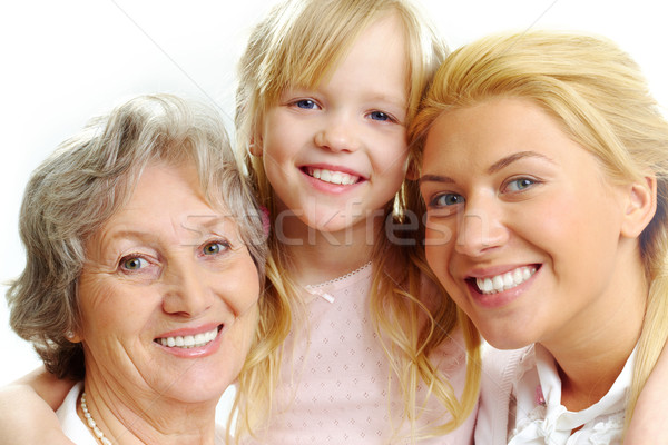 Female relatives  Stock photo © pressmaster