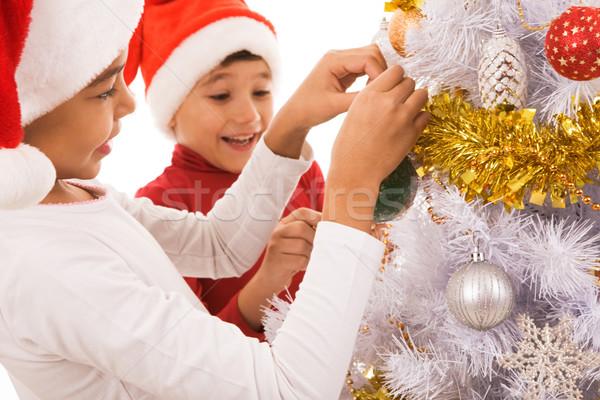 On Christmas Eve Stock photo © pressmaster