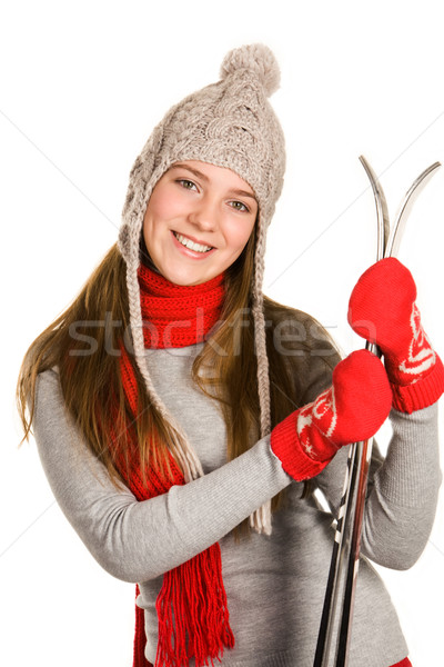 Active girl Stock photo © pressmaster
