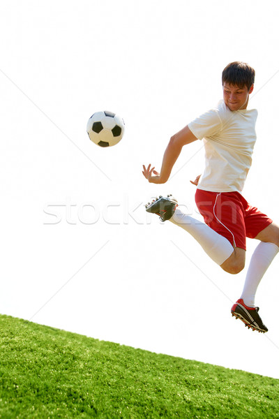 Footballer Stock photo © pressmaster