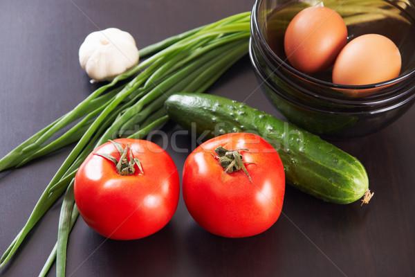 Vegetables Stock photo © pressmaster