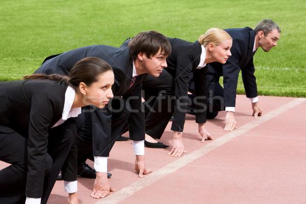 Business start Stock photo © pressmaster