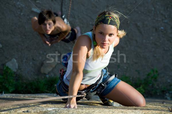 Adventure Stock photo © pressmaster