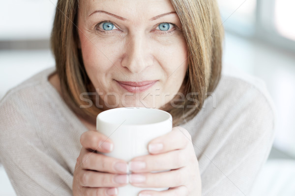 Mature woman Stock photo © pressmaster