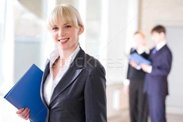 Attractive specialist Stock photo © pressmaster