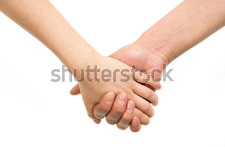 Stock photo: Endearment