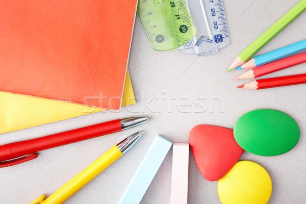 Сток-фото: образование · объекты · различный · школы · процесс