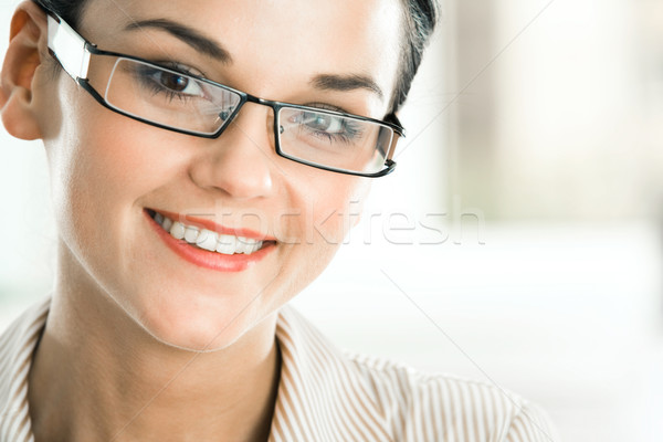 Intelligent Stock photo © pressmaster