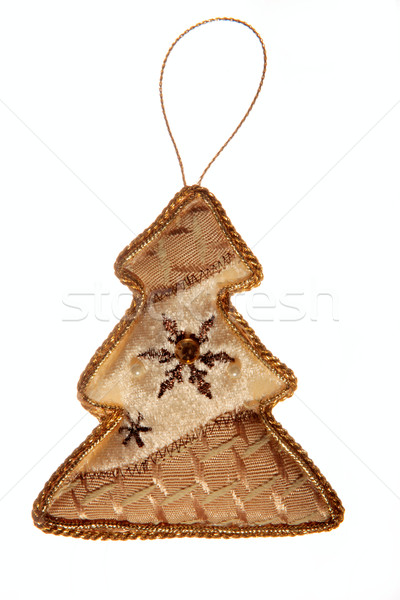 Stock photo: New Year's ornament