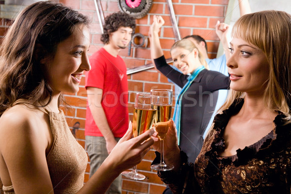 Evening-party Stock photo © pressmaster