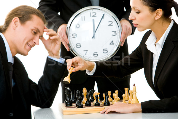 Game of chess Stock photo © pressmaster