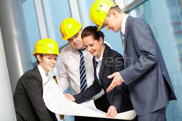 Engineers Stock photo © pressmaster