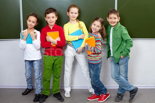 Pupils in class Stock photo © pressmaster