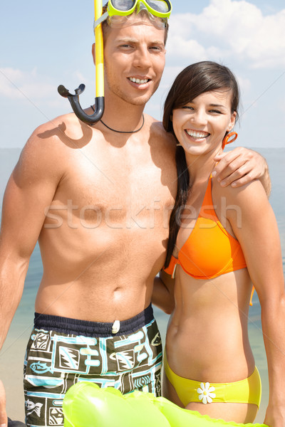 Couple on vacation Stock photo © pressmaster