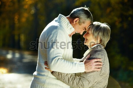 Amorous valentines Stock photo © pressmaster
