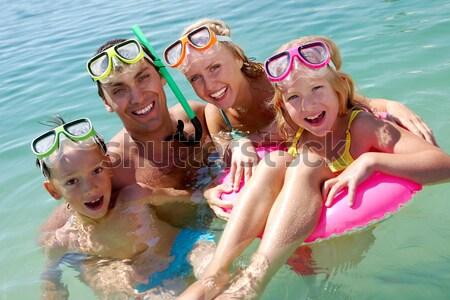 Scuba divers Stock photo © pressmaster
