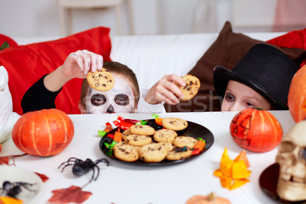 Delicious treats Stock photo © pressmaster