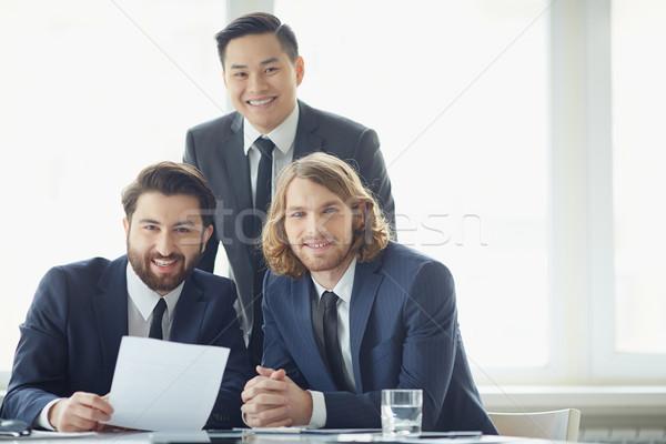 Entrepreneurs Stock photo © pressmaster