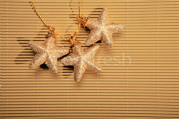Three star Stock photo © pressmaster