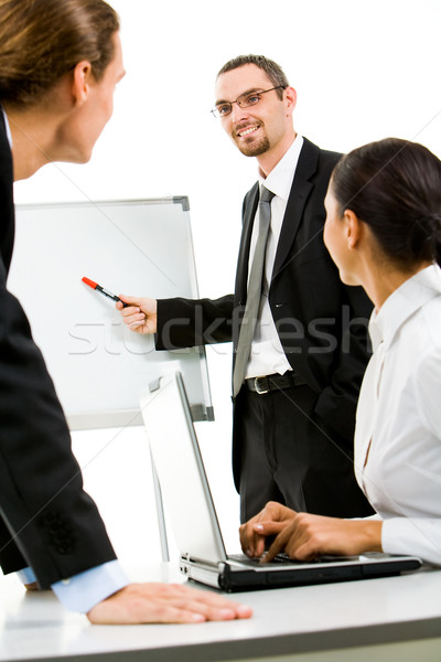 Presentation Stock photo © pressmaster