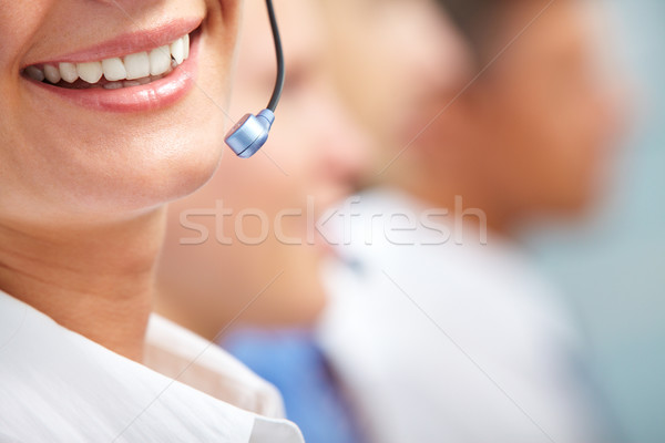 Call Stock photo © pressmaster