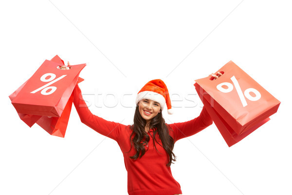 Christmas offer Stock photo © pressmaster