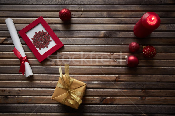 Symbols of holiday Stock photo © pressmaster