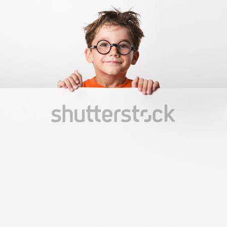 Stock photo: Gladness