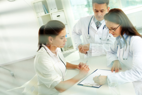 Medical prescriptions Stock photo © pressmaster