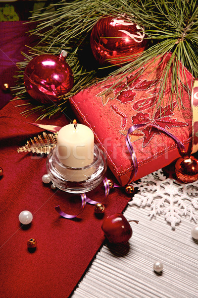 Holiday decoration Stock photo © pressmaster